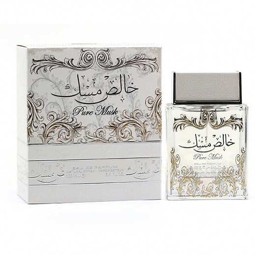 Khalis Musk (Pure Musk ) Edp Spray 100 ml By Lattafa Perfumes $ 43