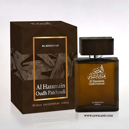 Al Haramain Oudh Patchouli Spray 100 ml