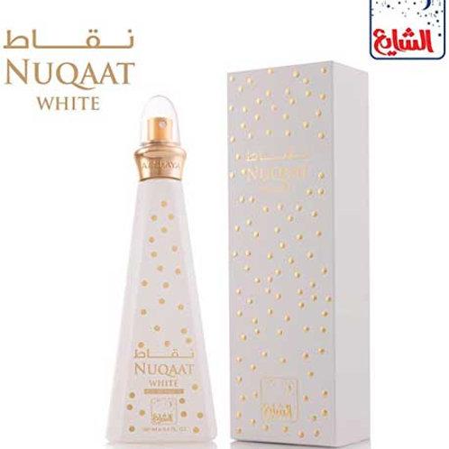 Al Shaya Perfumes NUQAAT White EDP 100 ML  - Unisex$ 68