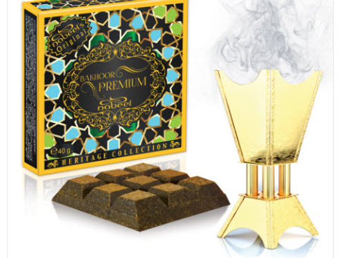 Nabeel Incense ( Primium ) 12 x 40 gm ( Full Box ) By Nabeel Perfumes