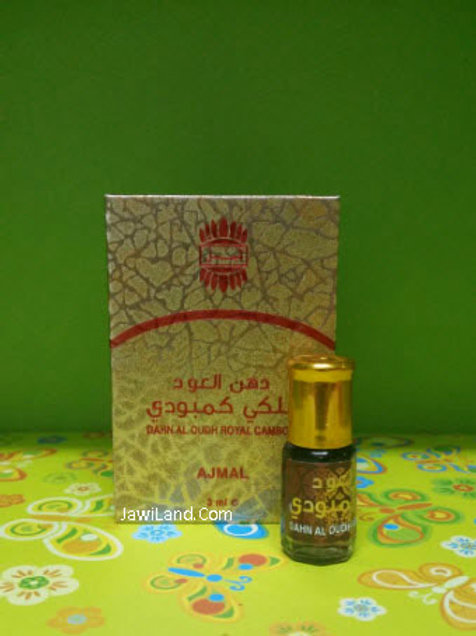 Dehn Oud Royal Cambodi 3 ml by Ajmal Perfumes