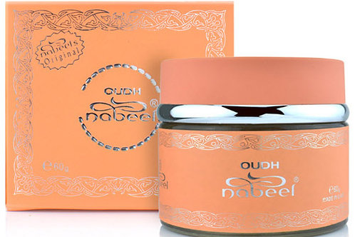 Nabeel Incense ( Oudh Nabeel ) 60 gm By Nabeel P