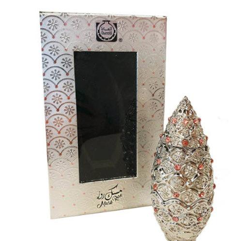 Musk Rose Oil 12 ml  Oil By Al Surrati Perfumes