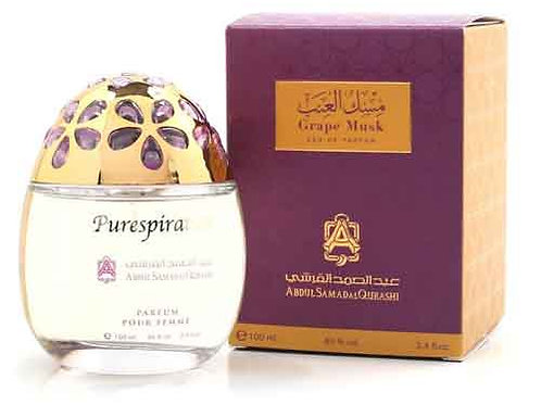 GRAPE MUSK Eau De Parfum 100 ML Abdul Samad Al Qurashi $94
