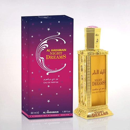 Haramain Night Dreams Edp Spray 50 ml