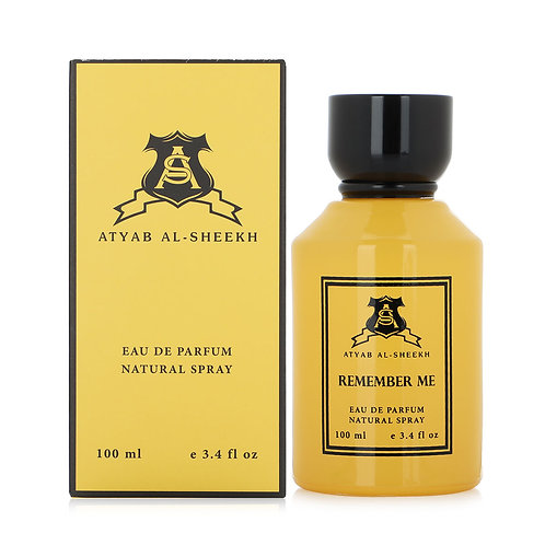 Atyab Al Sheekh Remember Me Yellow Eau De Parfum - 100ml -  $ 158