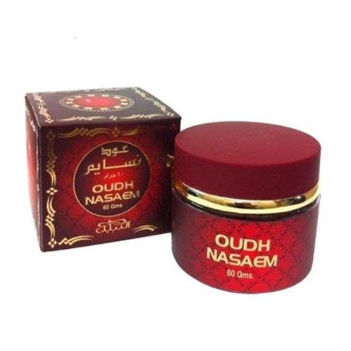Lot Bakhoor Oud Al Nasaem 4 x 60 gm $55