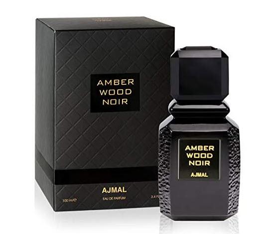 AMBER WOOD NOIR - UNISEX
