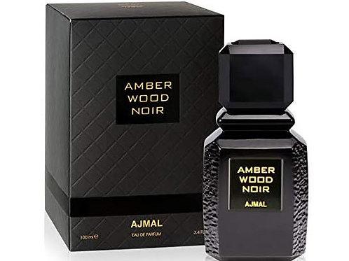 Ajmal Perfumes Amber Wood Noir - Unisex - 100ml