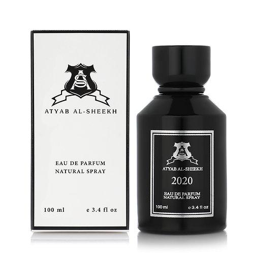 Atyab Al Sheekh 2020 Black Eau de Parfum - 100ml $ 153
