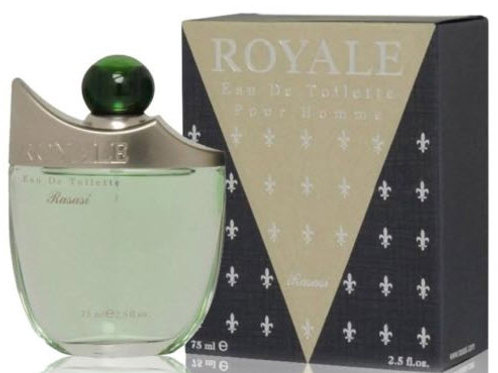 Royale Eau De Toilette Spray For Men By Rasasi Perfumes $39