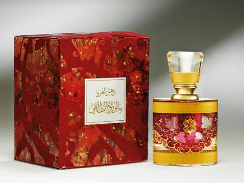 Dehn Al Oud Ward Taifi Oil 6 ml  Oil By Al Surrati Perfumes