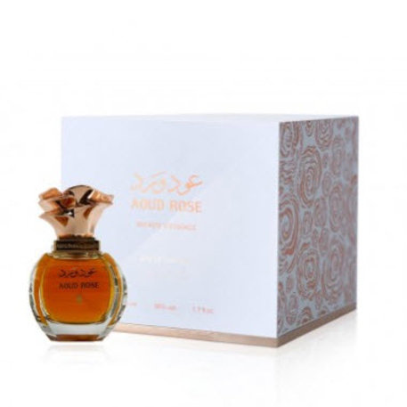 Aoud Rose Unisex Edp Spray 50 ml By Abdul Samad Al Qurashi Perfumes