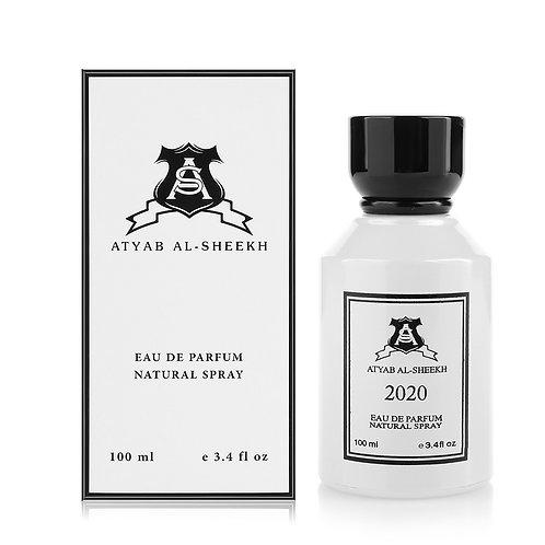 Atyab Al Sheekh 2020 White Eau de Parfum - 100ml $ 153