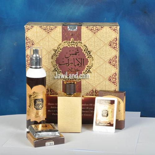 Shams Al Emarates Set Collction Gift