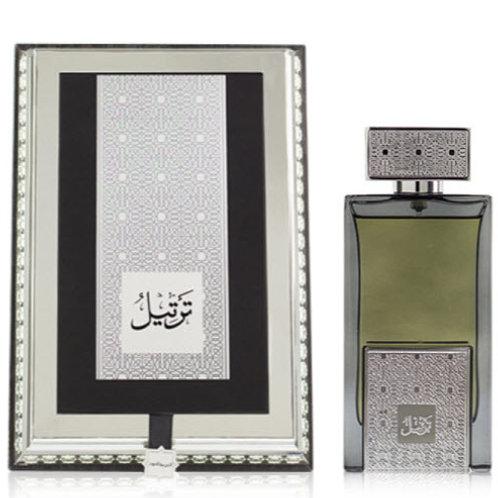 Tartiel Silver Edp Spray 75 ml For Men By Arabian Oud Perfumes