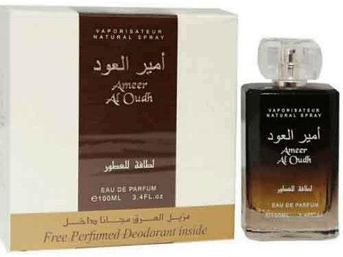 Ameer Al Oud Edp 100 ml With Deodorant By Lattafa Perfumes $ 45