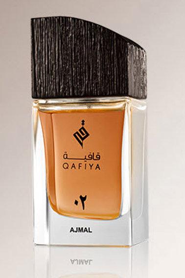 Qafiya 02 EDP Unisex 90 ml By Ajmal $ 109