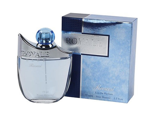 Royale Blue Edp Spray For Men By Rasasi 75 ml $ 36