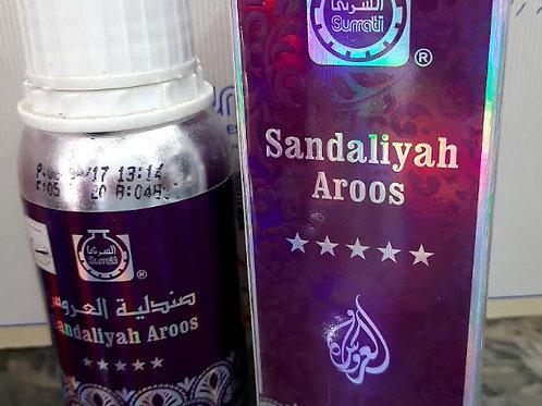 Sandaliya Aroos Oil By Al Surrati Perfumes