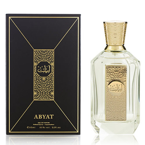 Abyat Edp Spray - Unisex - 95 ml By Arabian Oud Perf $ 139