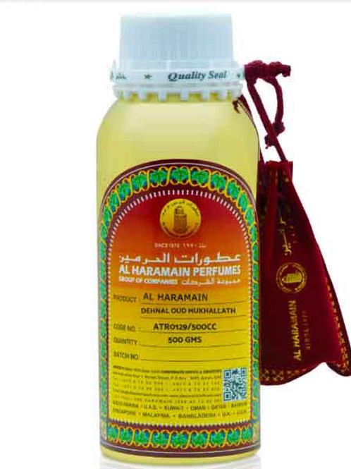 Dehn Al Oud Cambodi Oil 500 gm By Al Haramain Perfumes $ 289