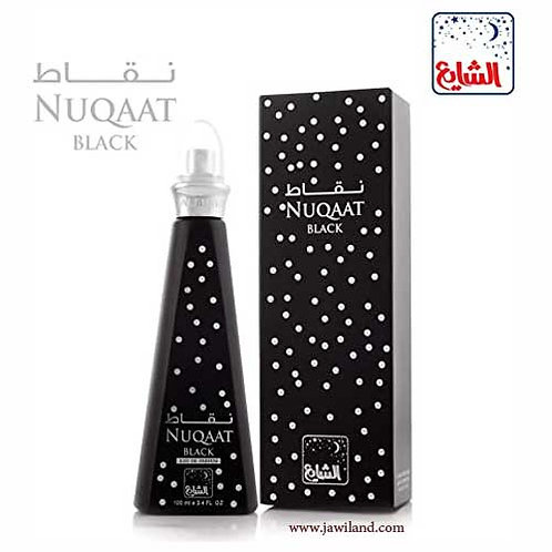 Al Shaya Perfumes NUQAAT BLACK EDP 100 ML $ 68