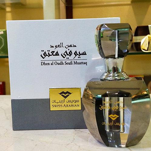 Dehn Al Oudh Seufi Moattaq 6 ml By Swiss Arabian