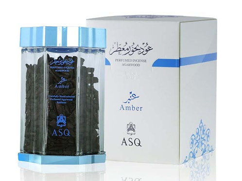 Aoud Boukhour Mouatar - Amber - 70 gm Abdul Samad