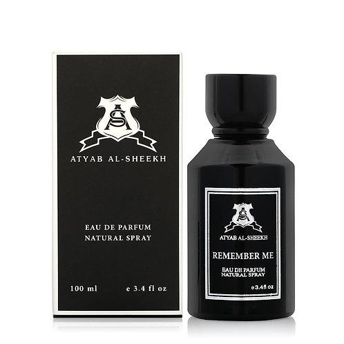 Atyab Al Sheekh Remember Me Black Eau De Parfum - 100ml -  $ 158