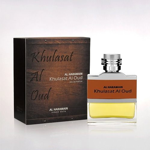 Al Haramain Khulasat Al Oudh Spray 100 ml