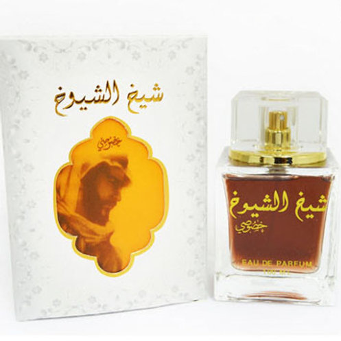 Sheikh Shuyukh Khusoosi Edp Spray 100 ml By Lattafa Perfumes $45