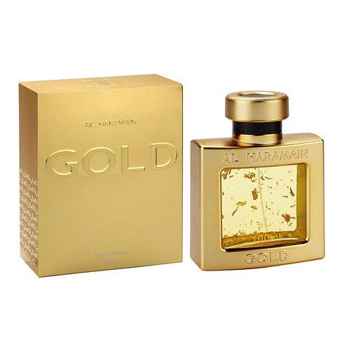 Al Haramain Gold Spray Edp 100 ml $ 57