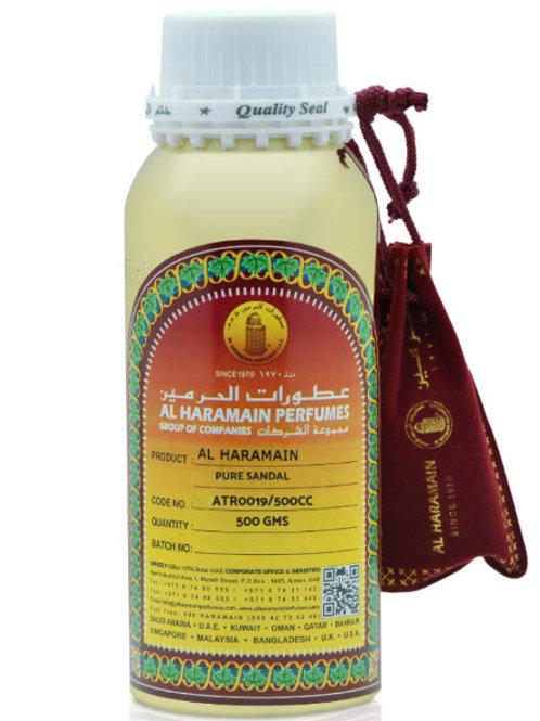 Pure Sandal Oil 500 gm By Al Haramain Perfumes $ 379
