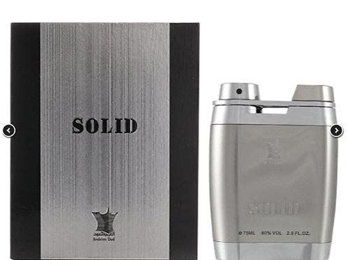 Solid Silver Edp Spray 75 ml By Arabian Oud Perfumes