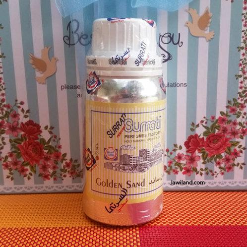 Golden Sand Oil By Al Surrati Perfumes $ 43