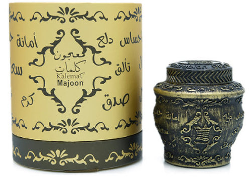 Maajoon Kalemat Incense, 40 gm Arabian Oud Perfumes