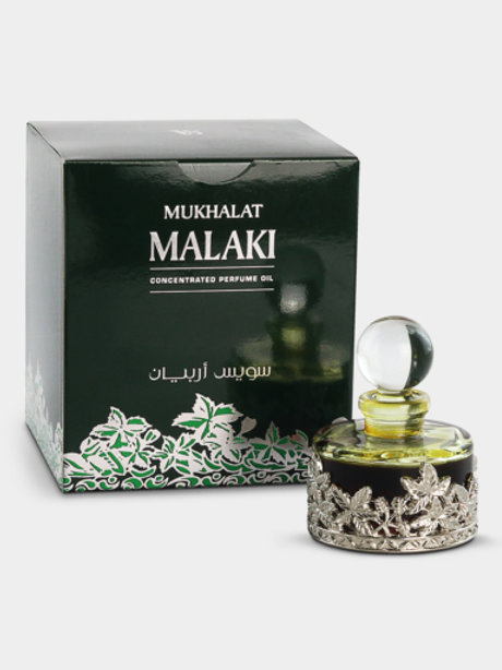 MUKHALAT MALAKI Oil 30 ml ml Swiss Arabian Perfumes $79.9