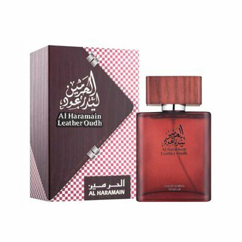 Al Haramain Leather Oudh 100ml Edp Spray
