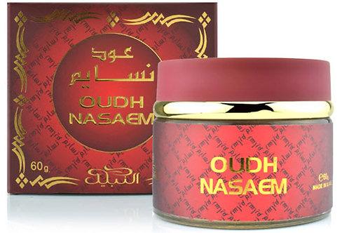 Nabeel Incense ( Oudh Nasaem ) 60 gm By Nabeel P