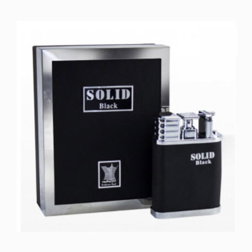 Solid Black Edp Spray 100 ml For Men By Arabian Oud Perfumes $127
