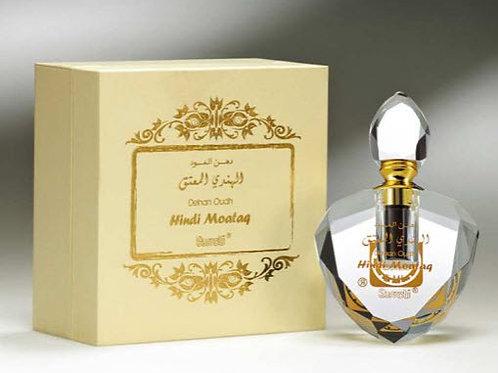 Dehn Al Oud Al Hindi Muattaq Oil 3 ml  Oil By Al Surrati Perfumes $124