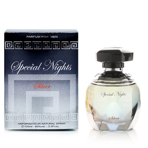 Special Nights Silver 100 ml Arabian Oud Perfumes $84