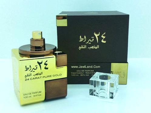24 Carat Pure Gold 100 Ml By Lattafa Perfumes$ 44