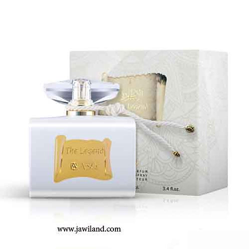Legend For Her Spray 100 ml  By Abdul Samad Al Qurashi Perfumes
