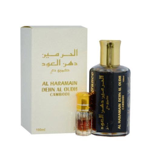 Dehn Al Oudh Cambodi 100 ml By Al Haramain Perfumes $ 76