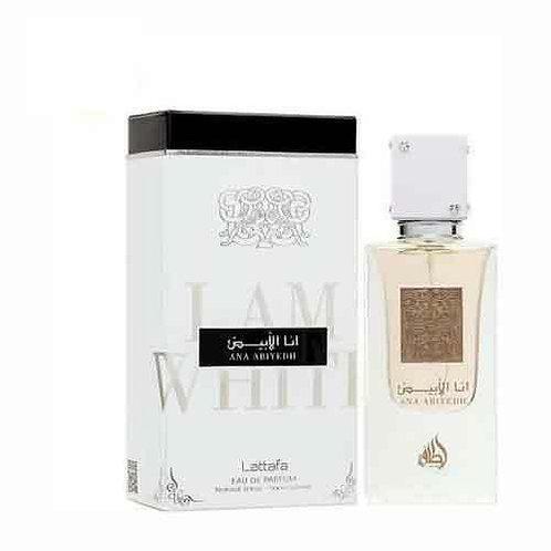 Ana Al Al Abiyedh Edp Spray 60 ml By Lattafa Perfumes $ 43