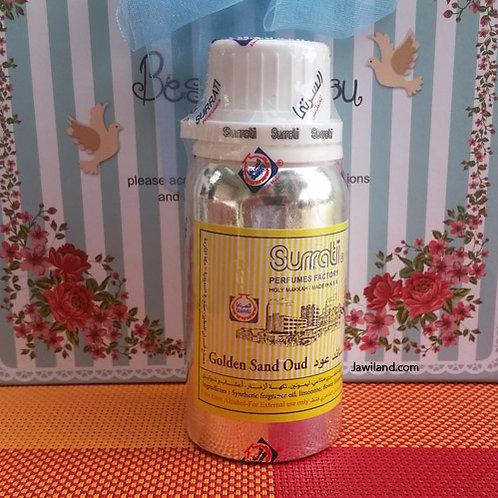 Golden Sand Oudh Oil By Al Surrati Perfumes