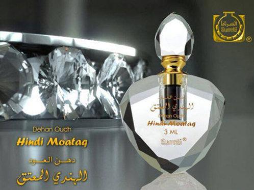Dehn Oudh Hindi Moattaq 3 ml By Al Surrati