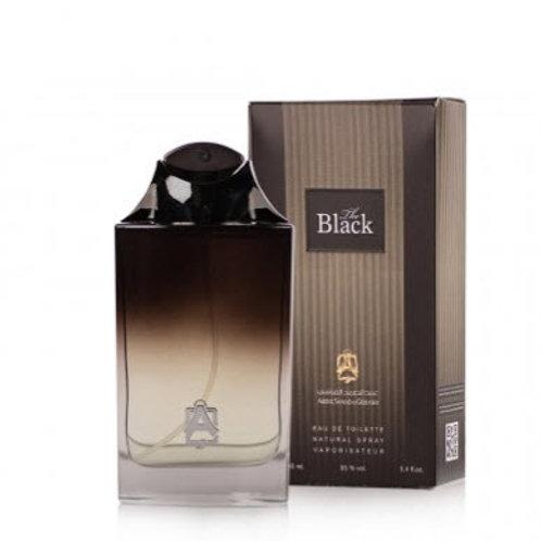 The Black Al Hajar Al Aswad Edt Spray 100 ml Abdul Samad Al Qurashi Perfumes $55